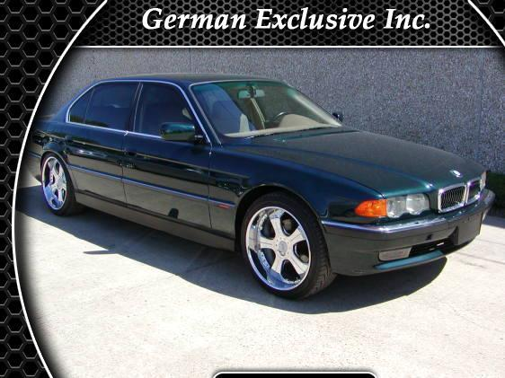 BMW 7-Series 740iL 2000
