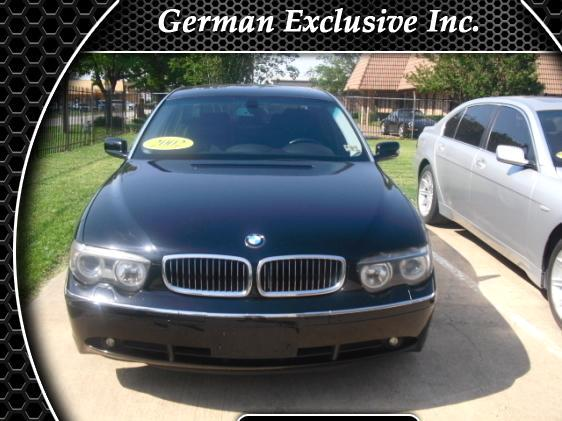 BMW 7-Series 745Li 2002