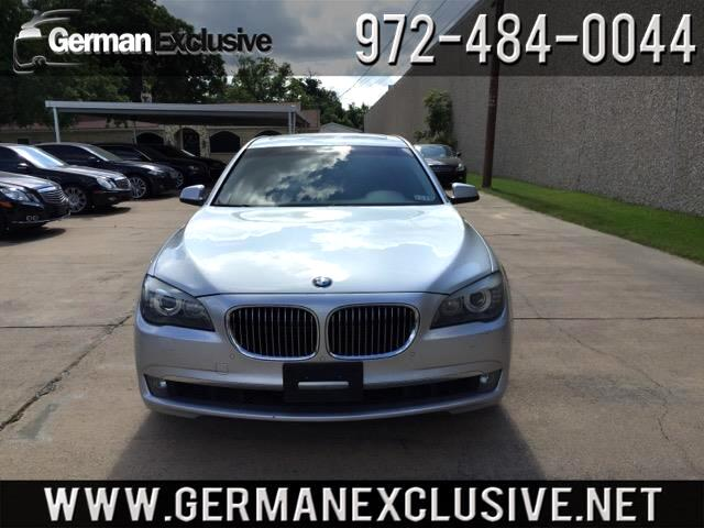 Used 2009 Bmw 7 Series 750li For Sale In Dallas Tx 75229 German Exclusive Inc