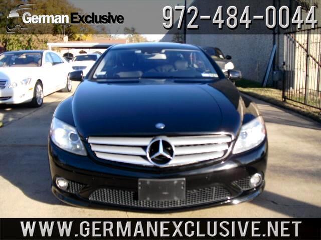 Mercedes-Benz CL-Class CL550 4MATIC 2010