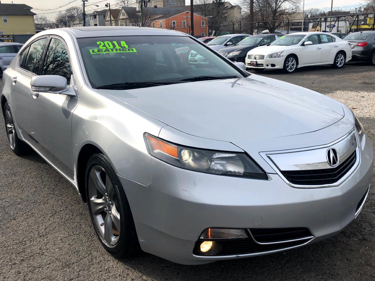 2014 Acura TL 6-Speed AT SH-AWD