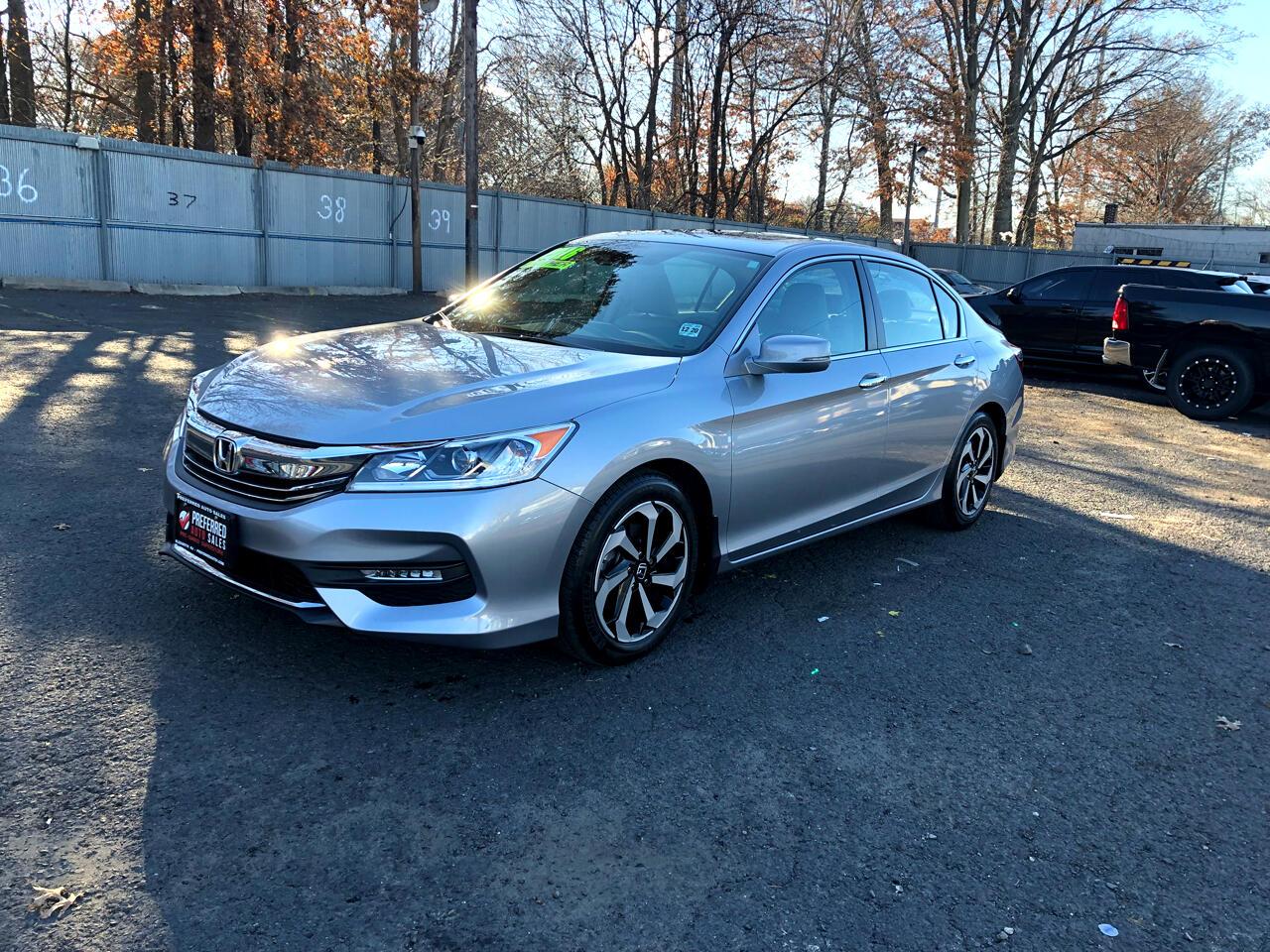 2016 Honda Accord EX-L Sedan with Navigation