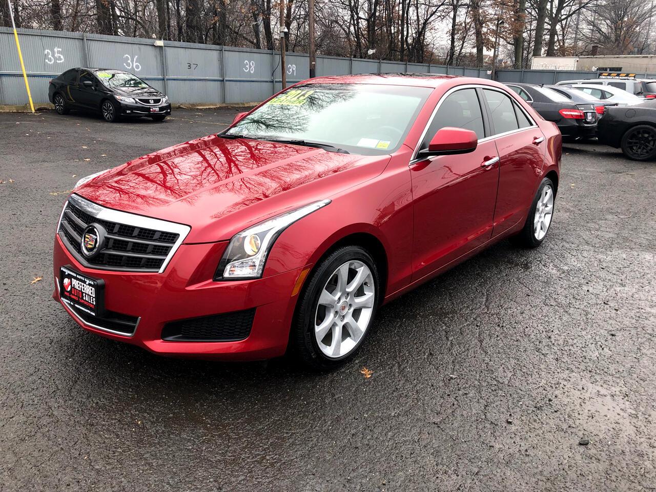 2013 Cadillac ATS 2.0L I4