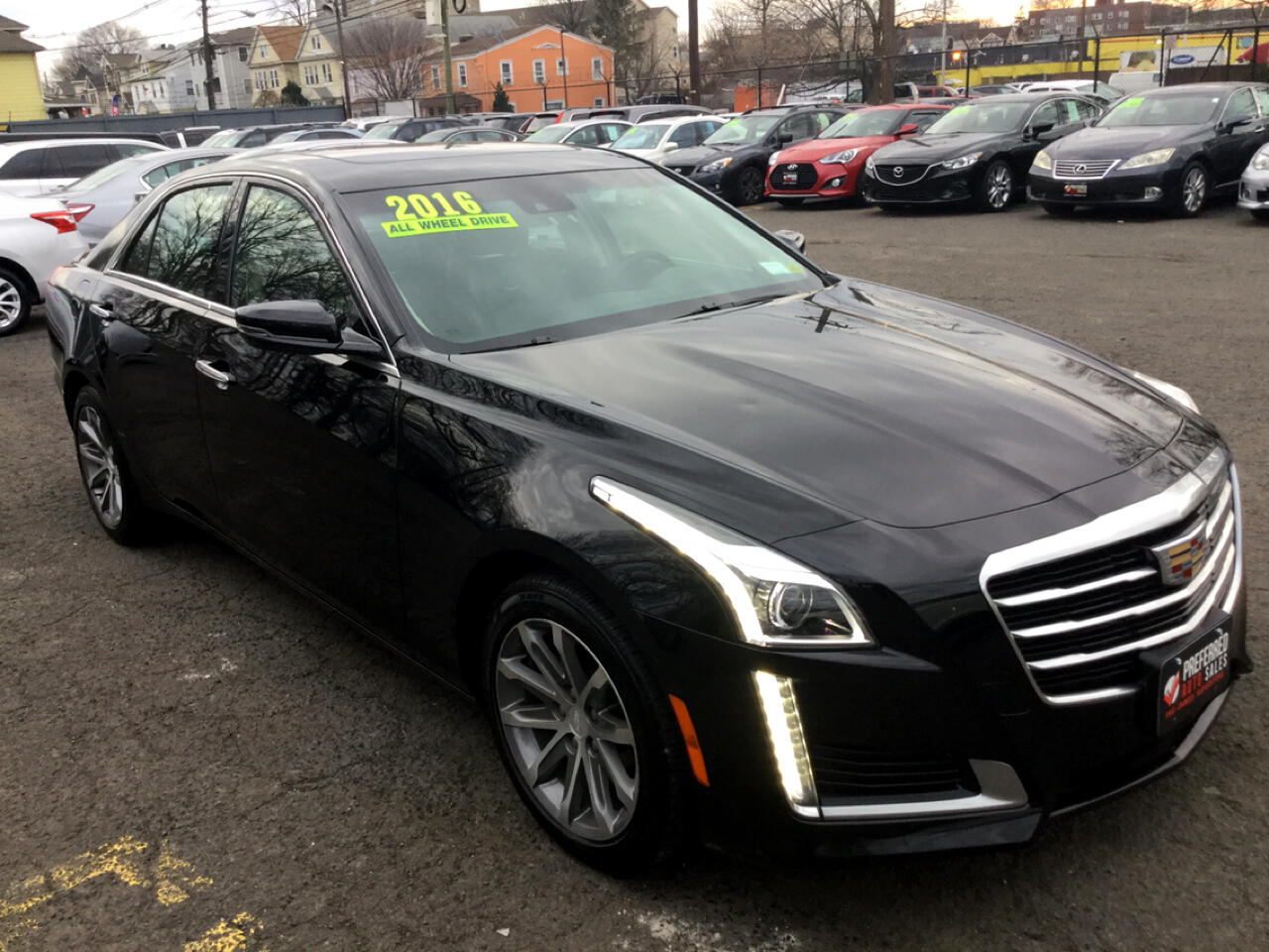 2016 Cadillac CTS 3.6 Luxury AWD