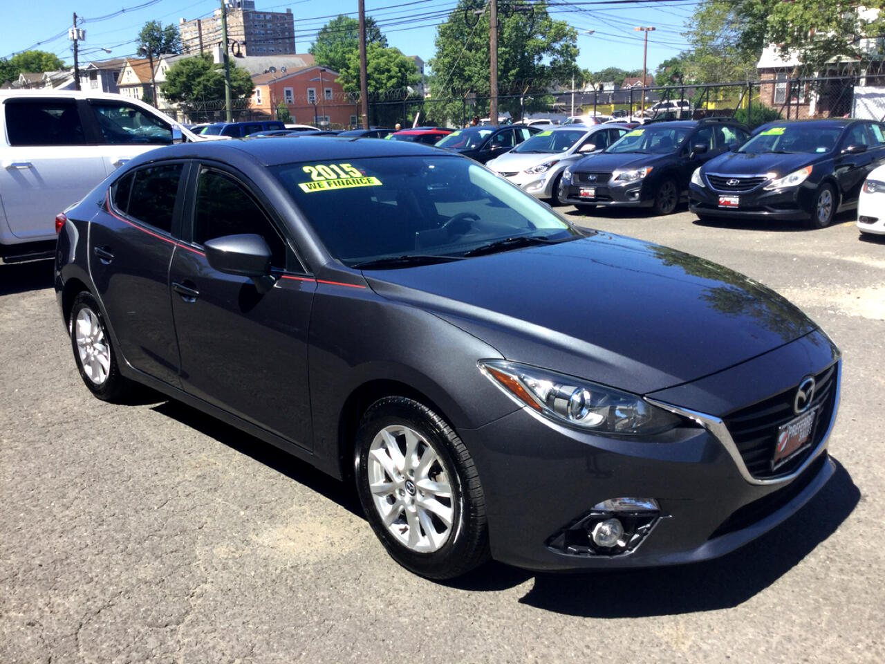 Mazda MAZDA3 i Touring AT 4-Door 2015