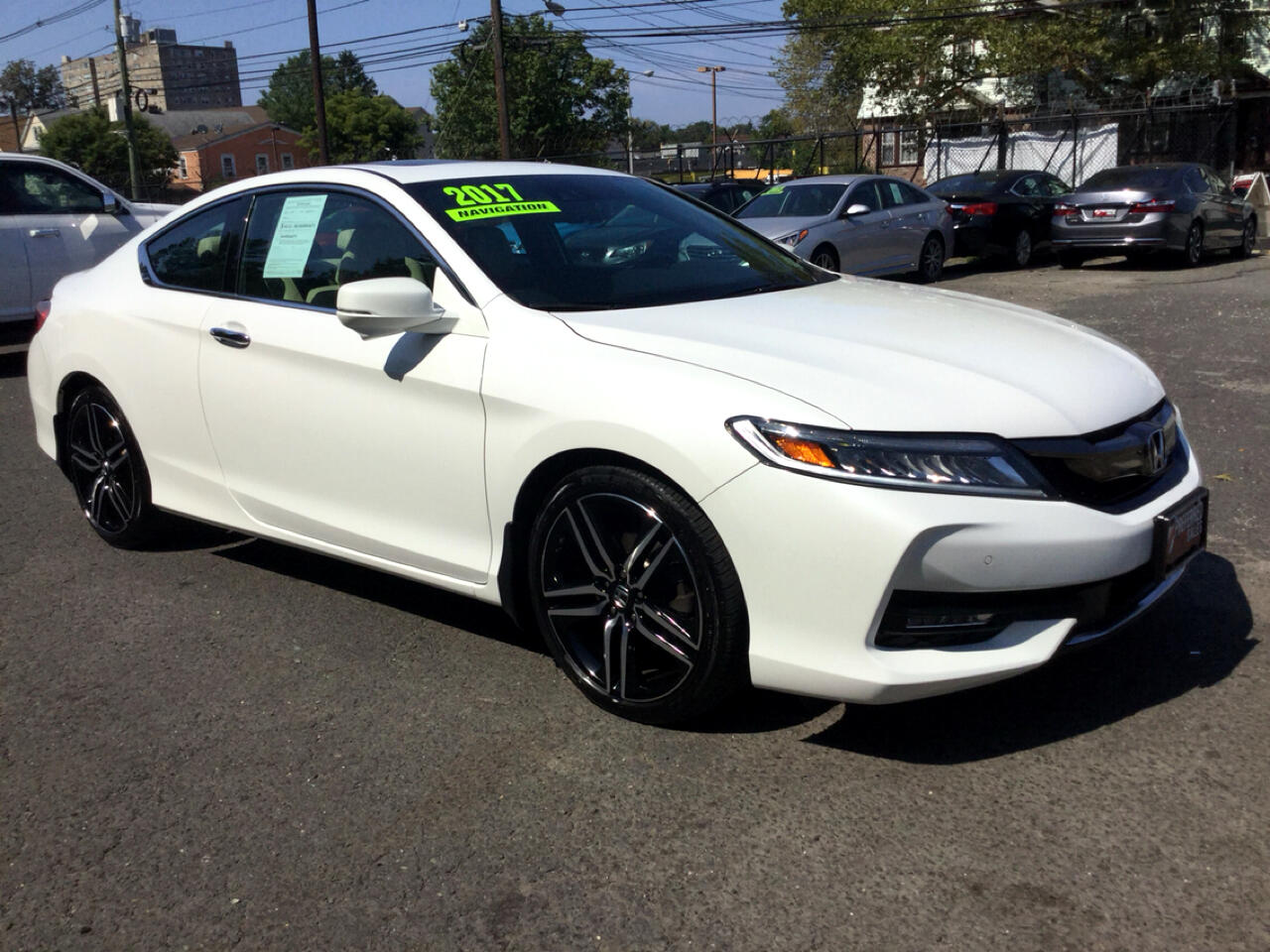 2017 Honda Accord Touring V6 Coupe AT
