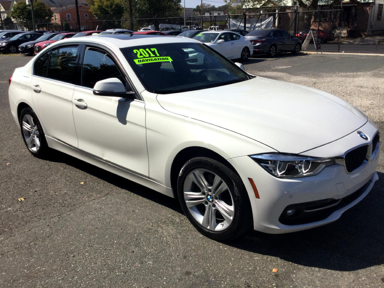 2017 BMW 3-Series 330i xDrive SULEV Sedan