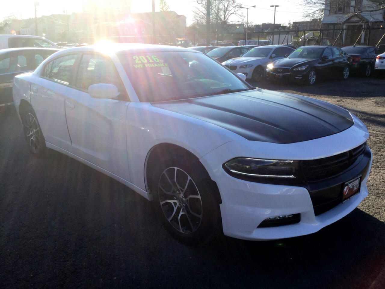 Dodge Charger SXT AWD 2016