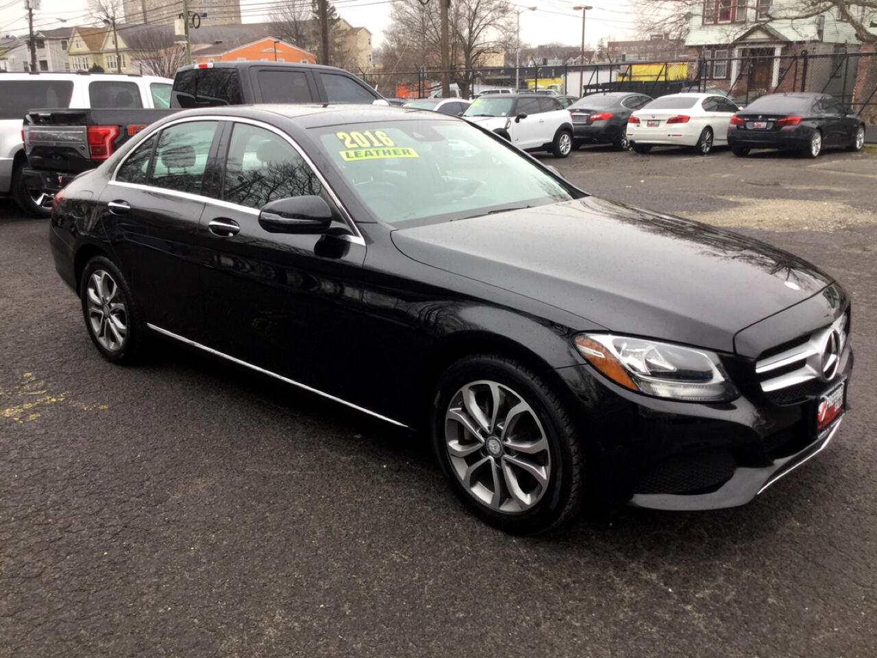 Mercedes-Benz C-Class C300 4MATIC Sedan 2016