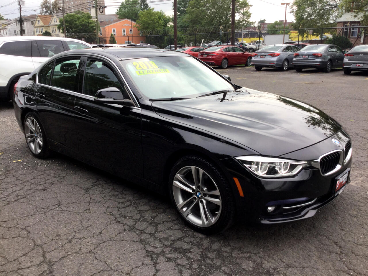 BMW 3-Series 330i SULEV Sedan 2018