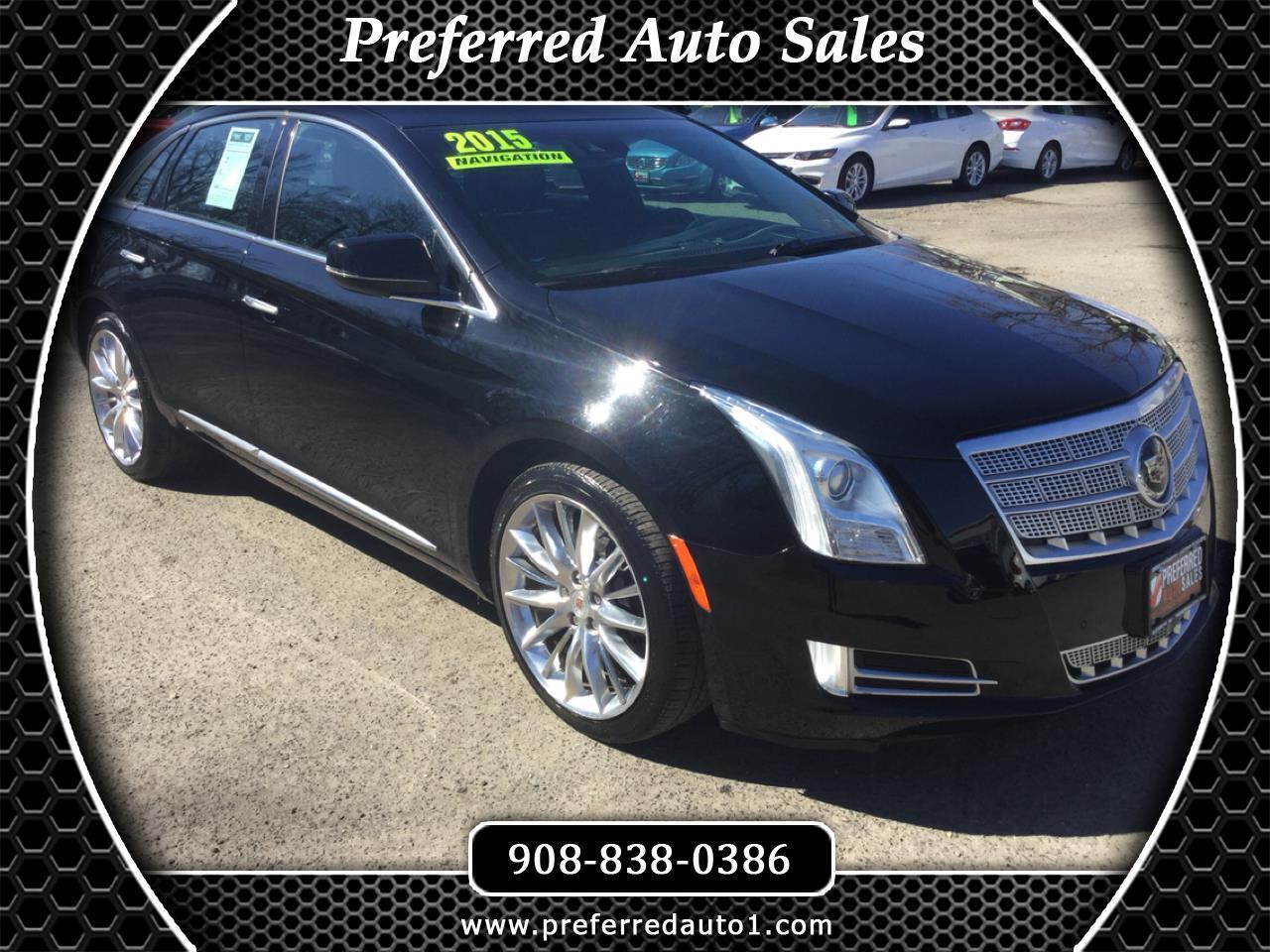 Cadillac XTS Platinum AWD 2015