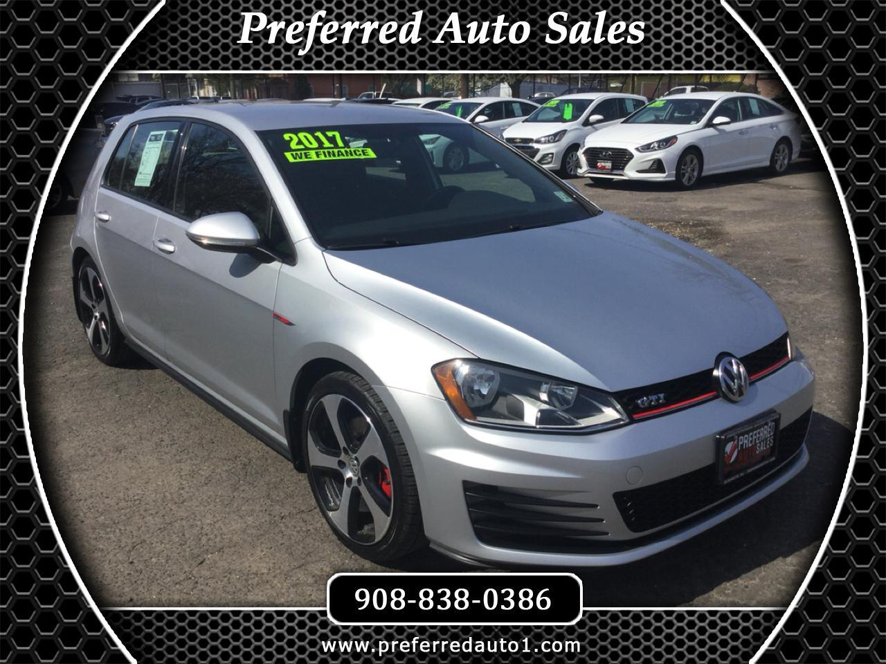 Used Volkswagen Golf Gti Elizabeth Nj