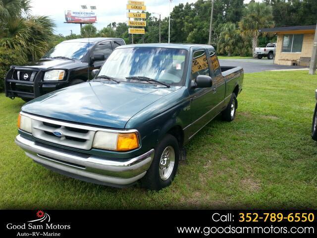 1996 Ford Ranger XL SuperCab 2WD