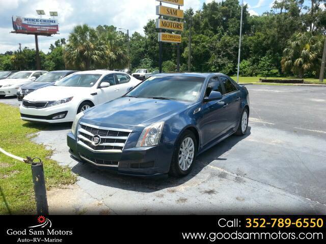 2010 Cadillac CTS 3.0L Luxury w/ Navi