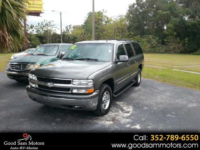 2002 Chevrolet Suburban 4dr 1500 LT