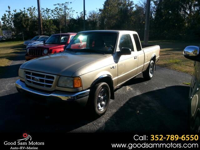2001 Ford Ranger Supercab 3.0L XL