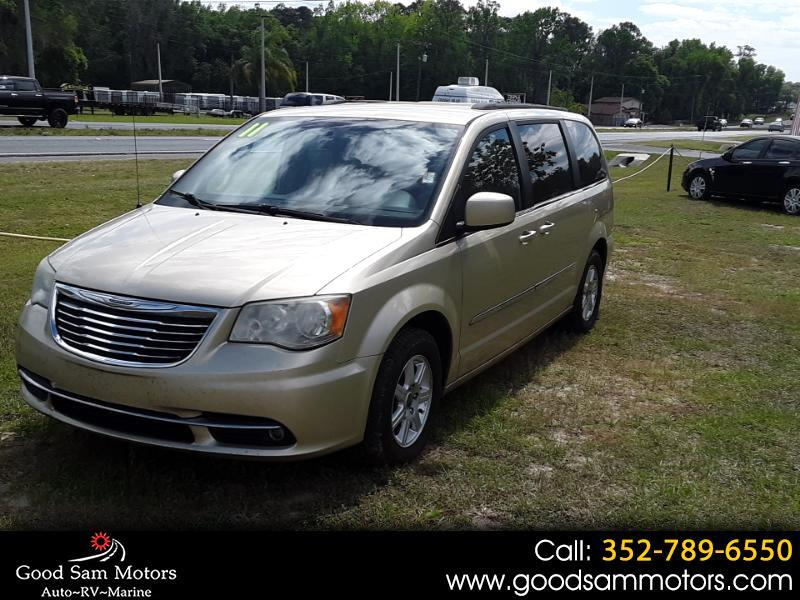 2011 Chrysler Town & Country 4dr Wgn Touring