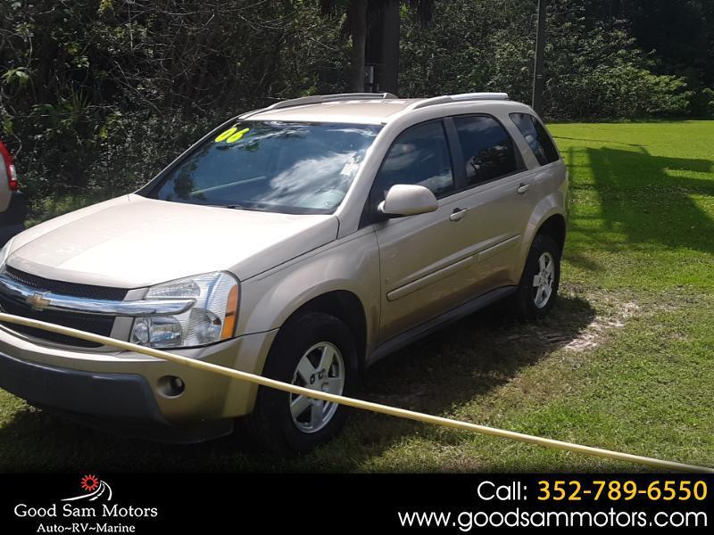2006 Chevrolet Equinox 4dr 2WD LT
