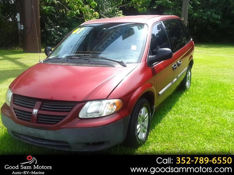 2007 Dodge Caravan 4dr Wgn SE *Ltd Avail*