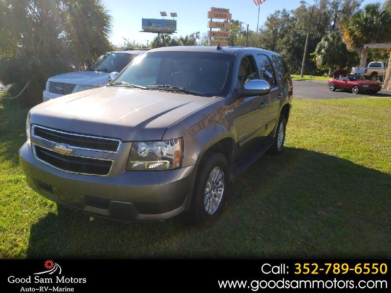 Chevrolet Tahoe Hybrid 4WD 4dr 2011