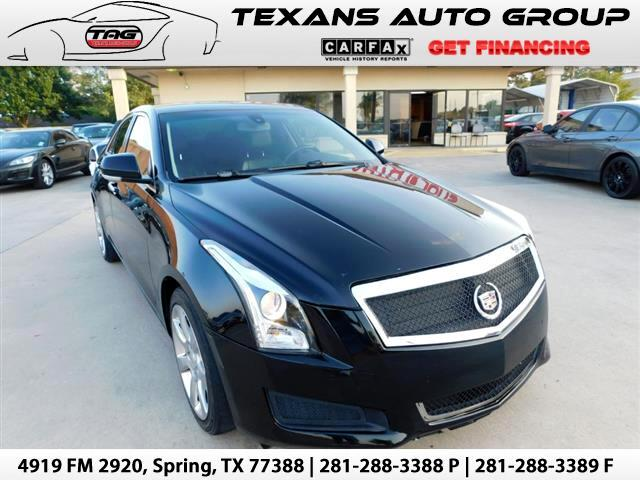 2013 Cadillac ATS 2.0L Luxury RWD