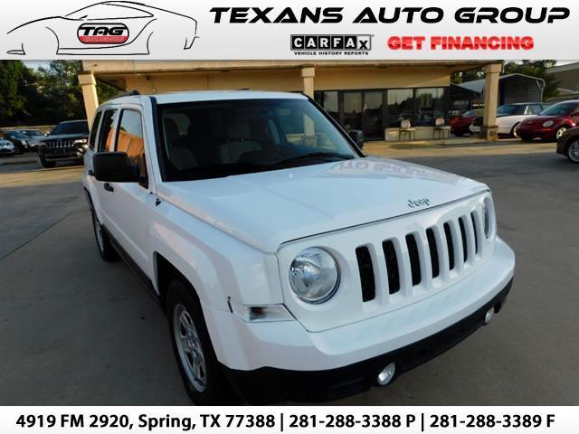 2014 Jeep Patriot Sport 2WD