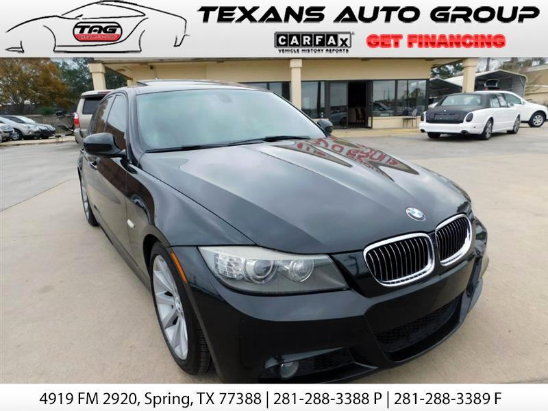 2011 BMW 3-Series MSPORT