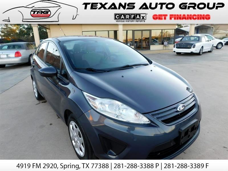 2013 Ford Fiesta AUTO 66K MLS 40+MPG