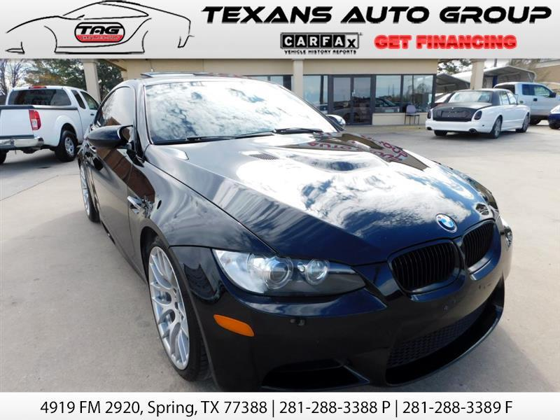 2011 BMW M3 TECHOLOGY AND PERFORMANCE PKG