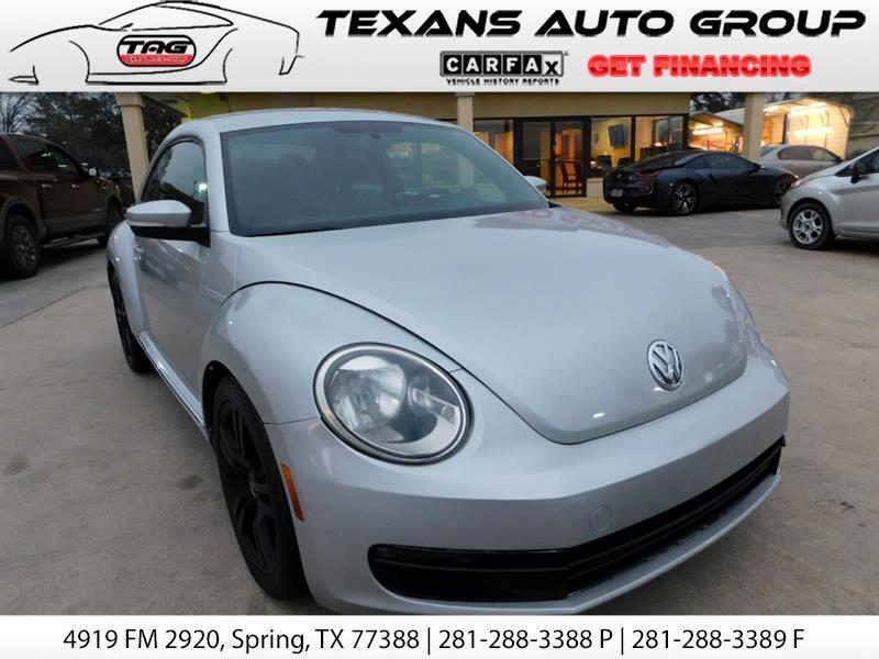 2012 Volkswagen Beetle SE AUTO LEATHER