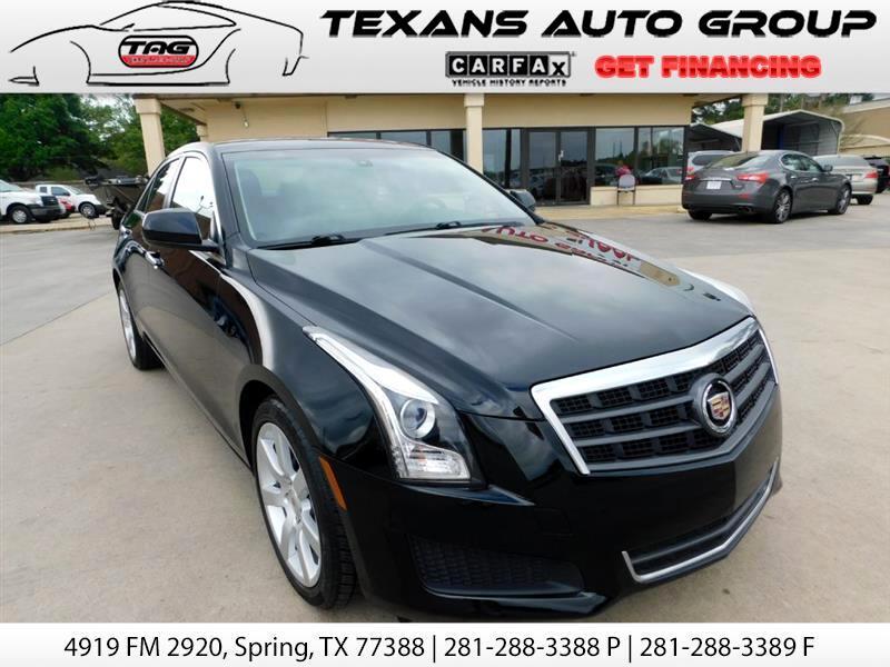 2014 Cadillac ATS PERFORMANCE PKG