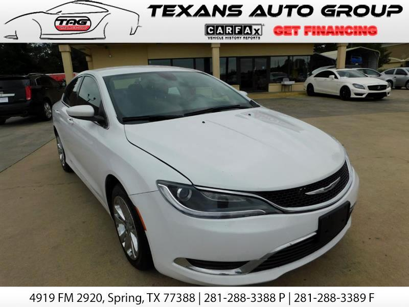 2015 Chrysler 200 LIMITED BACKUP CAMERA