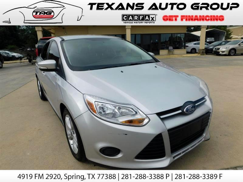 2014 Ford Focus SE 16K ORIGINAL MILES