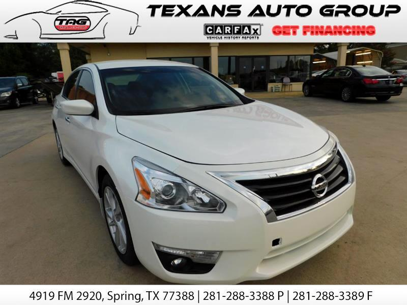 2015 Nissan Altima 2.5 SV BACKUP CAM 48K MLS