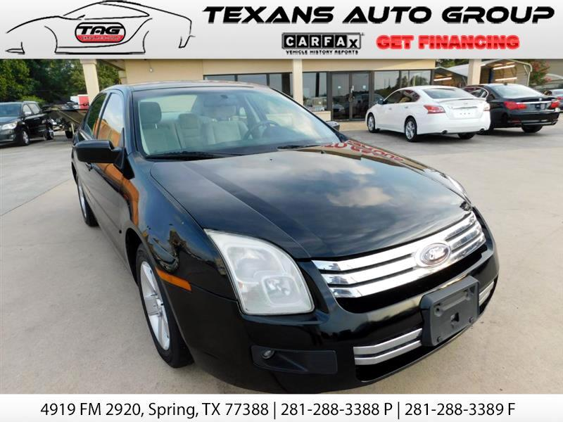 2008 Ford Fusion SE AUTOMATIC 64K MLS