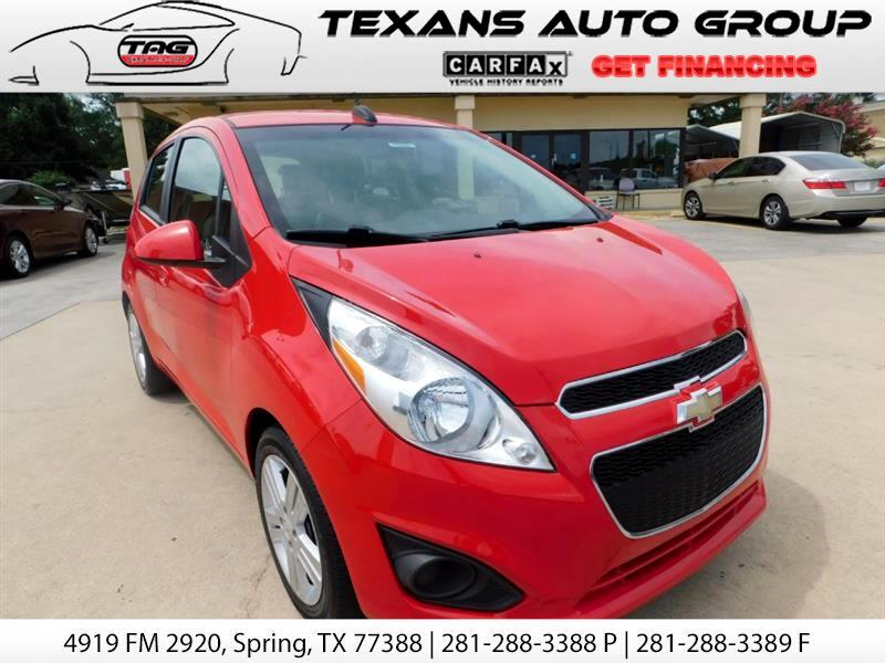 2015 Chevrolet Spark HATCHBACK AUTOMATIC