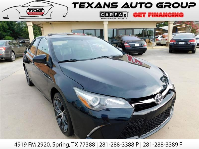 2015 Toyota Camry XSE SPECIAL EDITION