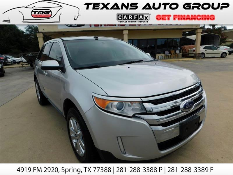 2013 Ford Edge LIMITED BACKUP CAM