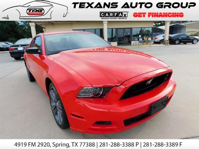 2013 Ford Mustang 6 SPEED SPORT