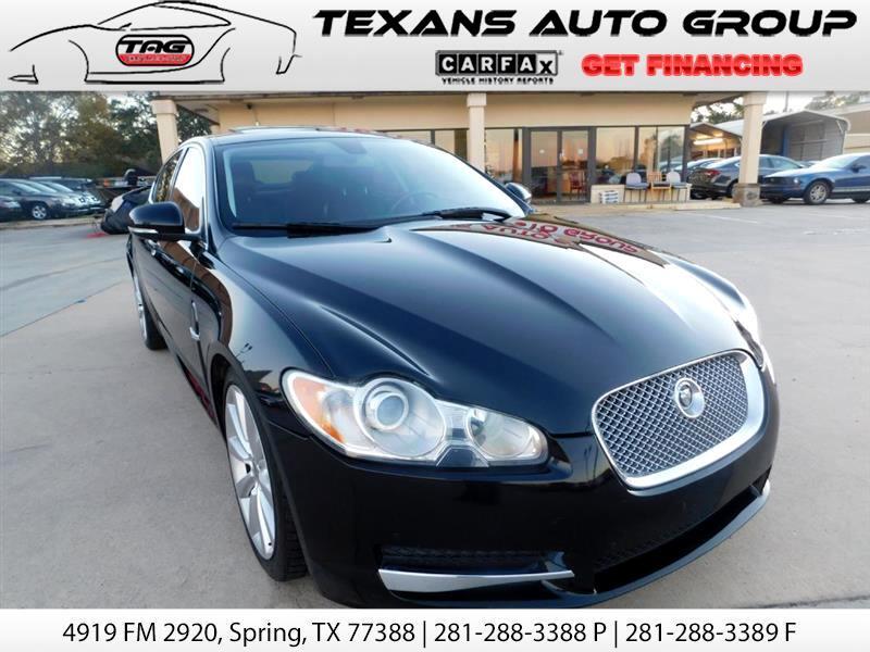 Jaguar XF-Series  2011