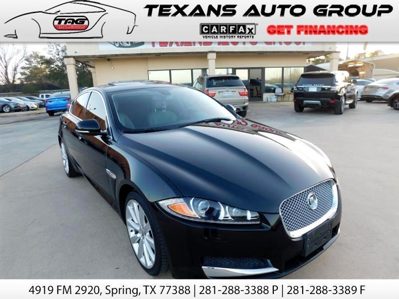 Jaguar XF-Series  2013