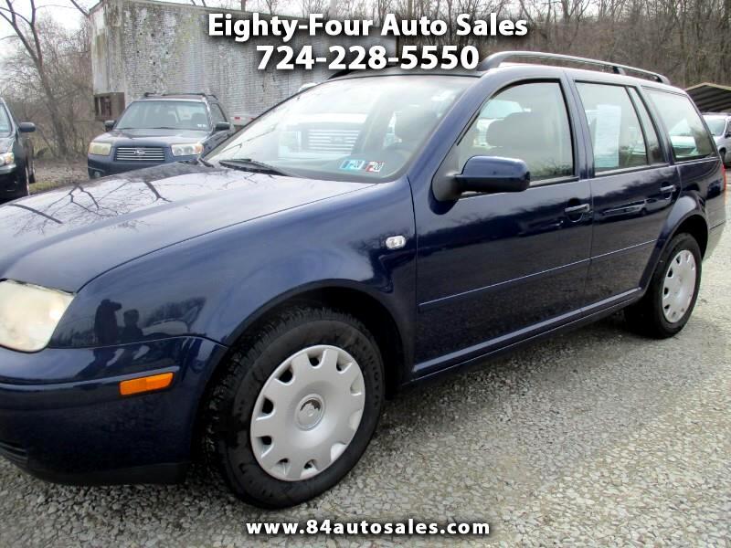 2002 Volkswagen Jetta Wagon GL 2.0