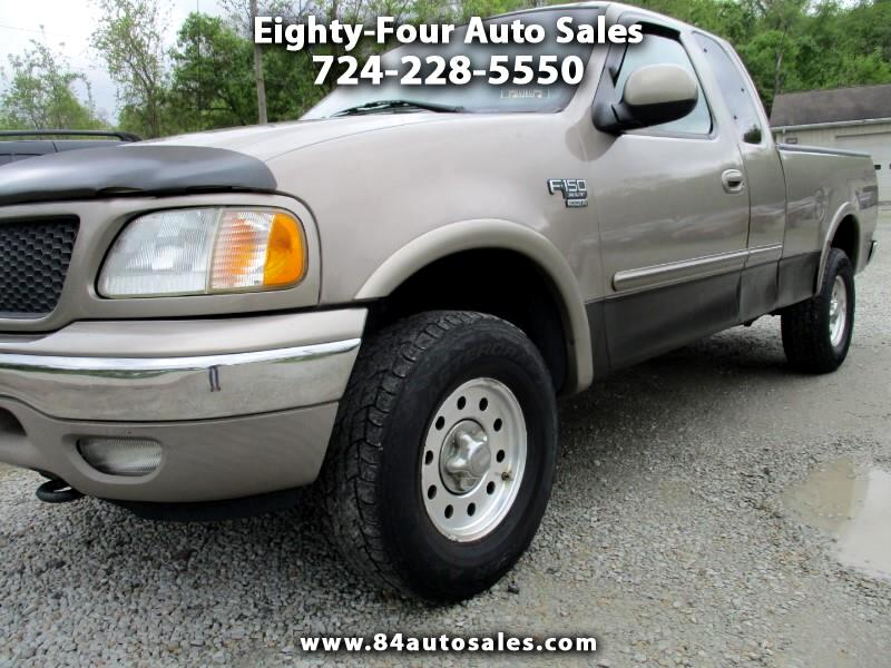 2001 Ford F-150 Lariat SuperCab Long Bed 4WD