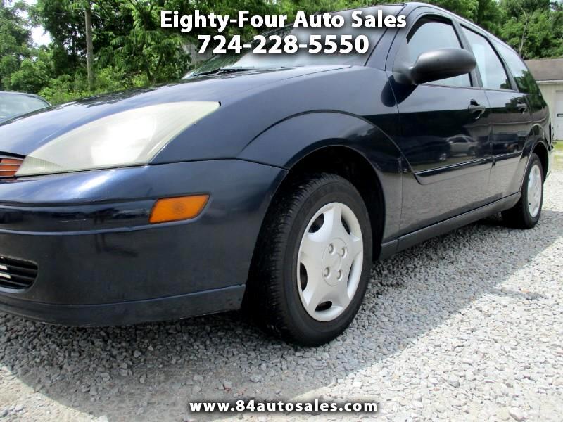 2004 Ford Focus Wagon SE