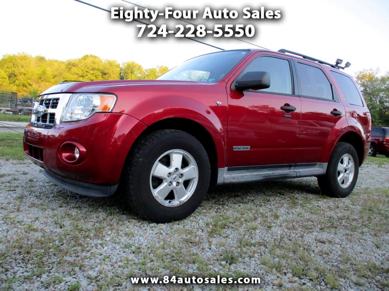 Ford Escape 4WD 4dr V6 Auto XLT 2008