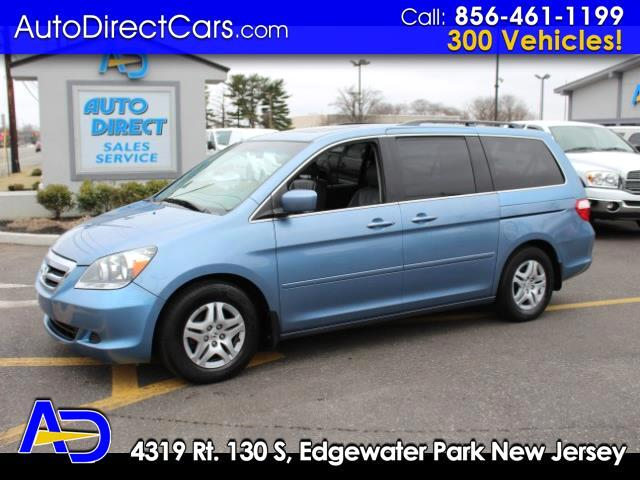 2007 Honda Odyssey EX w/ Leather and DVD