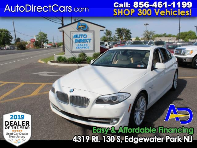 2011 BMW 5-Series 550xi AWD