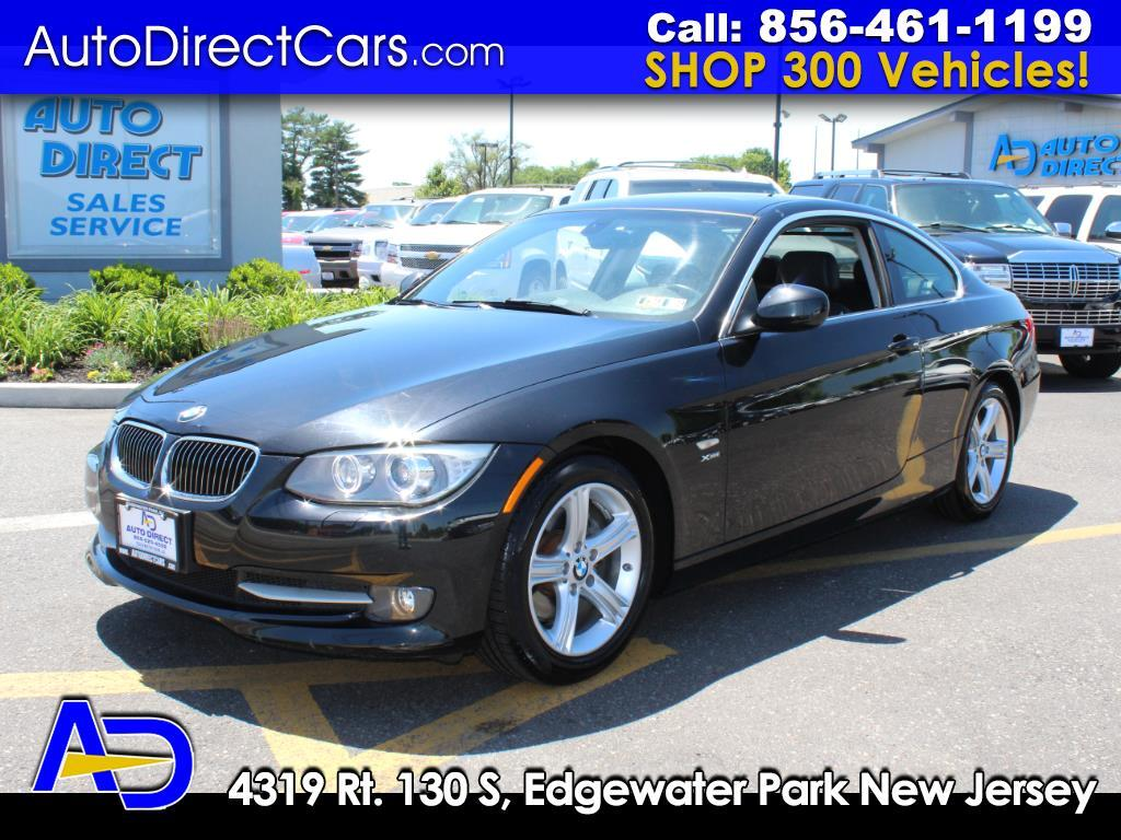 2013 BMW 3 Series 2dr Cpe 328i xDrive AWD