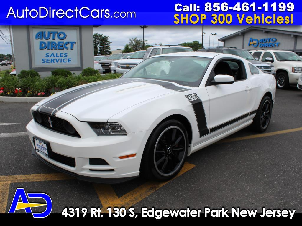 2013 Ford Mustang 2dr Cpe Boss 302