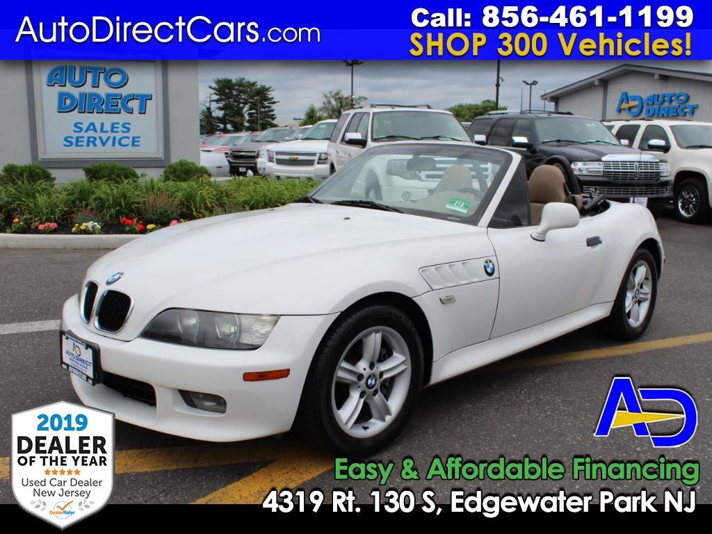 2001 BMW Z3 Z3 2dr Roadster 2.5i